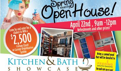 Kitchen bath showcase midwest marketing for Midwest kitchen and bath