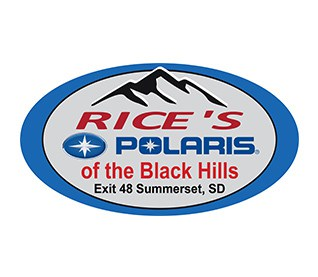 Rice's Polaris of the Black Hills Logo