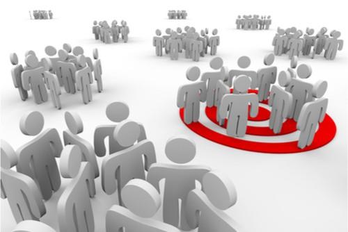Targeting consumer groups